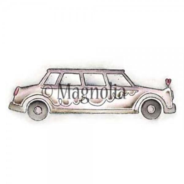 Magnolia Cling Stempel Limousine 425006-1