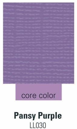 Cardstock pansy purple 30,5 cm X 30,5 cm 1190 -LL03