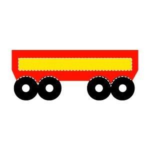 AcccuCut Zip'e Silm Stanzform Eisenbahnwagen # 1 / Train Car # 1 41440