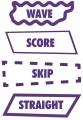 Clevercut 5 in 1 Austauschmesser Wave, Skip, Score u. Straight