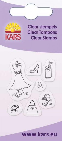 Clear Stempel Mode 180009/2041