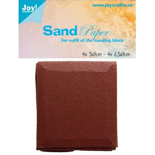 Joycrafts Nachfüll- Schleifpapier / Sand Oaoer for Refill 6200/0002