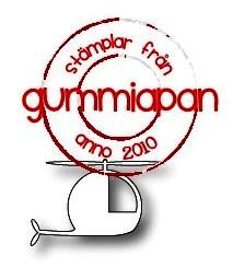 Gummiapan Stanzform Hubschrauber / Mr. Grey D180545