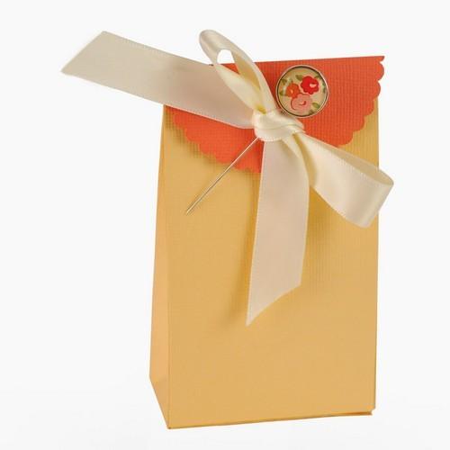 Sizzix Thinlits Stanzform Tüte / Party Favour Bag 661169 / 60-402-000