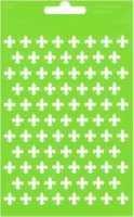 Joy!Crafts Prägeschablone Plastik Lilie 6002-0602 ( hellgrün )