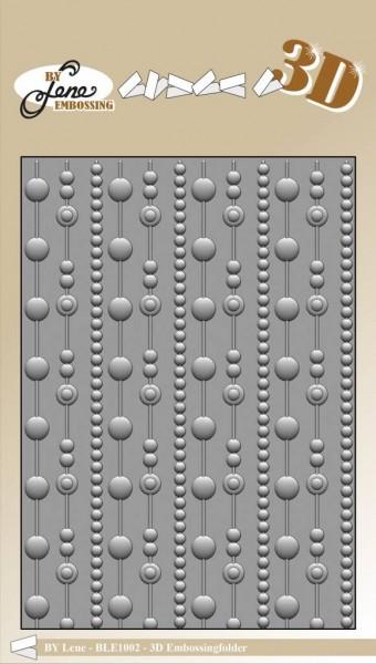 Lene Prägefolder Dots BLE1002