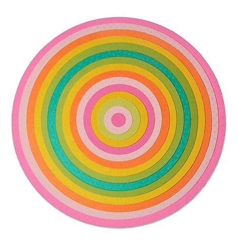 Sizzix Framelits PLUS Stanzform Kreise / Circles 660838