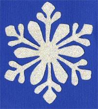 Bosskut Stanzform Schneeflocke / snowflake 0875