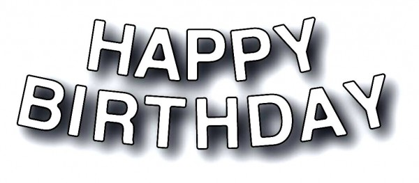 Memorybox Stanzform Happy Birthday Buchstaben Birthday Letters 99678