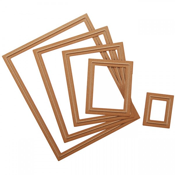 Spellbinders Stanzform Classic Rechtecke klein / classic rectangle small S4-130