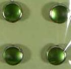 Brads Halbperlen gefrostet IMMER-GRÜN 8 mm 79-566-426