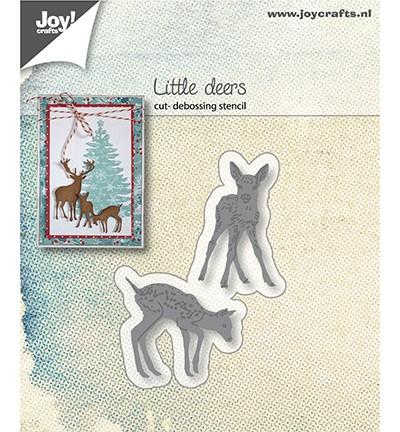 Joycrafts Stanzform Rehkitz / Little Deers 6002/1349
