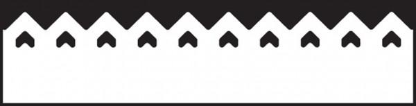 EK Success Slim-Borderstanzer Pfeile / arrows EKPL8006