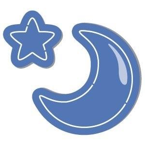 Mond & Stern / moon & star ZCC 20