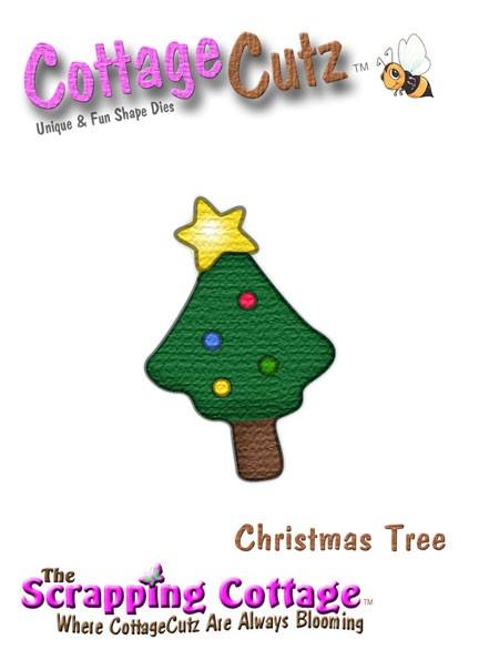 Weihnachtsbaum / Christmas tree SC CC-Mini-022