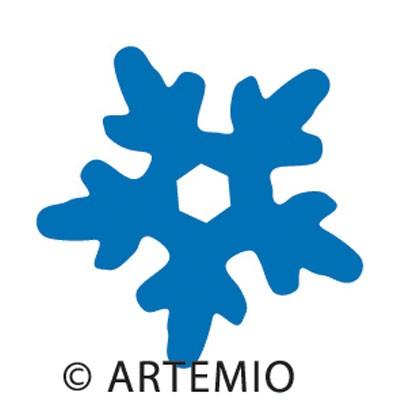 Artemio Happycut Stanzform 5,2 x 5,2 cm Schneeflocke # 9 18020011