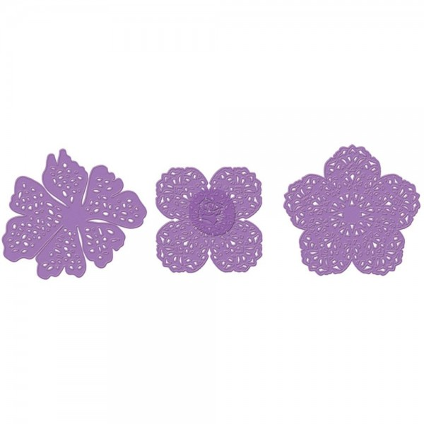 "Prima Marketing Stanz-u. Prägeform Lacy Flowers 2 "" 572822"