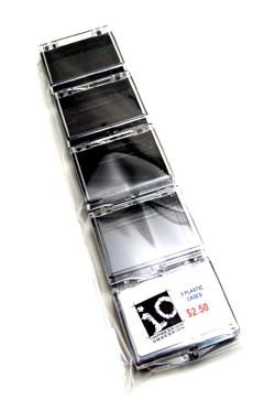Impression Obsession Plastik-Boxen MINIBOX ( 5 Stück )