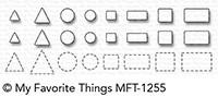 Dienamics Stanzform Konfetti / Celebratory Confetti MFT-1255