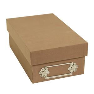 Sizzix Aufbewahrungsbox B E I G E / TAN klein 655396