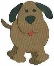 Quickutz Stanzform Hund / dog KS-0529