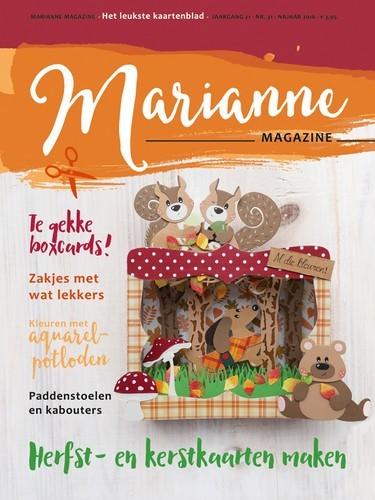 Marianne Magazine Nr. 31 ( rot-orange ) 000028/0031