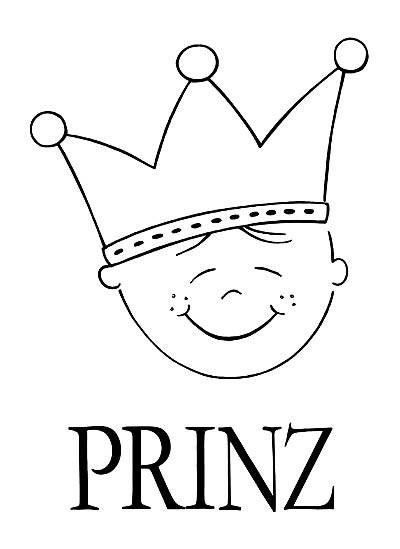 "Stempel "" Prinz "" 1827715"
