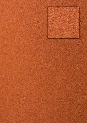 Glitterkarton ORANGEROT A 4 653002/0014
