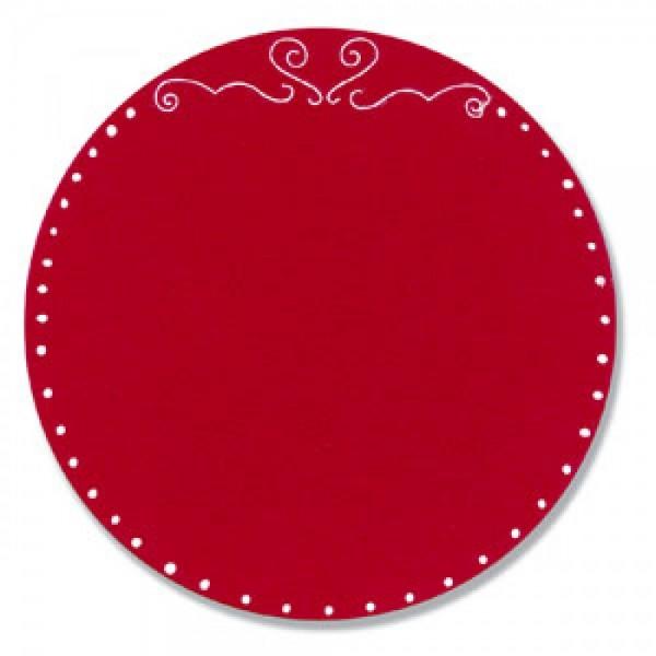 Sizzix Stanzform Originals LARGE Stanzform Kreis # 1 / circle # 1 38-0812 / 654596