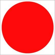 """Allstar Kreis 10,2 cm / circle 4 """" A 10211"""