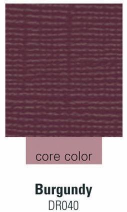 Cardstock burgundy 30,5 cm X 30,5 cm 1360-DR040