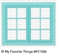 Dienamics Stanzform Fenster / Window MFT-1506