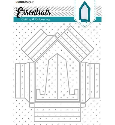 Studio Light Stanzform Essentials Rahmen groß Nr. 208 / Big Frame STENCILSL208