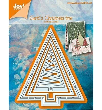 Joycrafts Stanzform Weihnachtsbaum / Gerti' s Christmas Tree 6002/1351