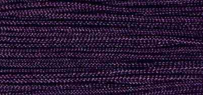 Schmuckkordel 1 mm LILA 89-473-39