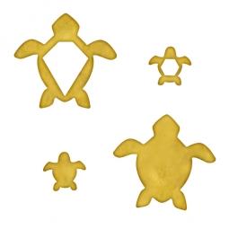 Spellbinders Embellishments Blank turtles One MB6-006