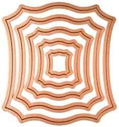 Creatopia Stanzform Frame 2 3526-36-00