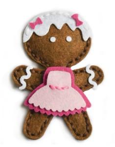 Memorybox Stanzform Plüsch-Lebkuchen / Plush Gingerbread 99561