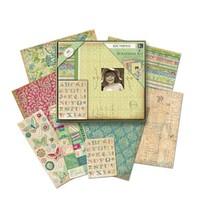 "K & Company Scrapbooking-Kit 12 "" x 12 "" ( 97 Teile ) 536036"