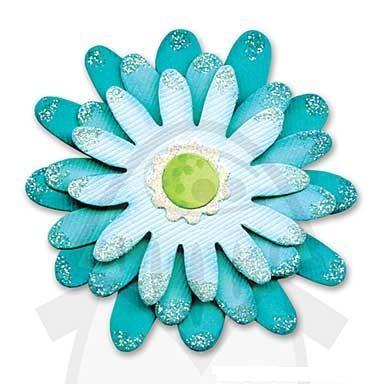 Sizzix Stanzform BIGZ Blume # 3 / Flower Build A Flower # 3 655969