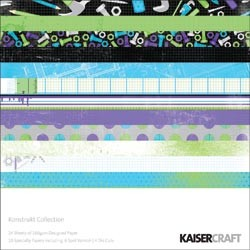 "Paper Pad Hey Konstrukt 6 "" x 6 "" ( 15,2 x 15,2 cm ) PP823"