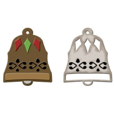 Spellbinders Stanzform Klingeln / holiday bells S3-137