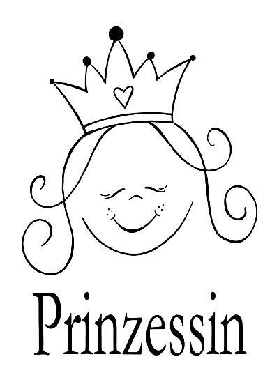 "Stempel "" Prinzessin "" 1827716"