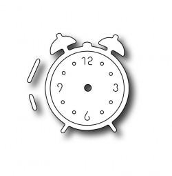 Frantic Stampers Stanzform Retro-Wecker klein / Small Retro Alarm Clock FRA-DIE-09837