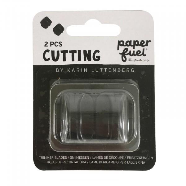 Paperfuel Ersatz-Messer für Papierschneider PF104002