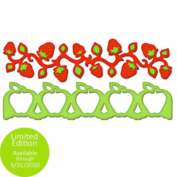 Fresh Fruit Borderabilities petite S4-238 LIMITIERT