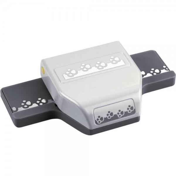 EK Success Slim-Borderstanzer Pfotenabdruck / Parint 54-40118