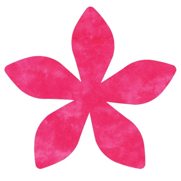Stanzform Go ! Blume / fun flower 55334