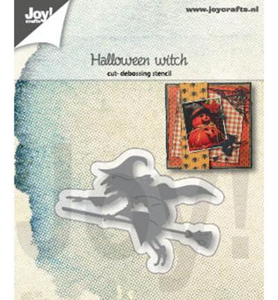 Joycrafts Stanzform Hexe / Halloween Witch 6002/1344