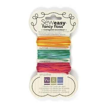 Sew Easy Faden-Sortiment VARIEGATED SECONDARY 71155 1